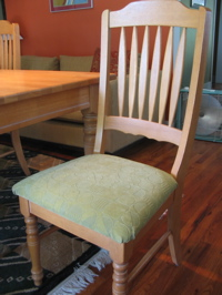 Old Dining Room Table Chair